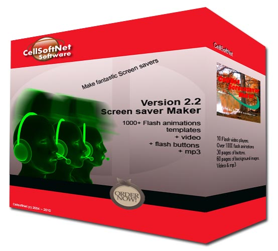 Screen saver Maker V2.2